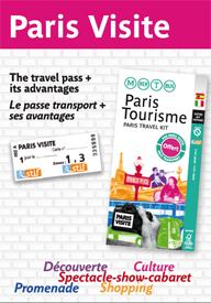 Bild Carte Paris Visite